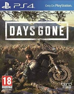 Days Gone PL (PS4)