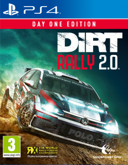DiRT Rally 2.0 Day One Edition PL (PS4)