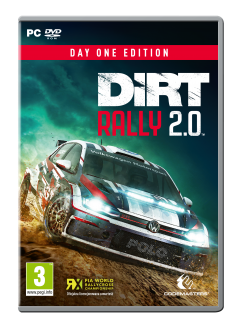 DiRT Rally 2.0 Day One Edition PL (PC)