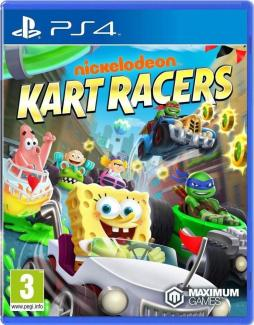 nickelodeon Kart Racers ENG (PS4)