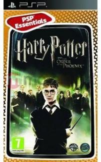 Harry Potter and the Order of the Phoenix ENG (PSP)