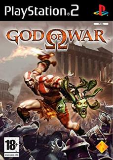 God of War ENG (PS2)