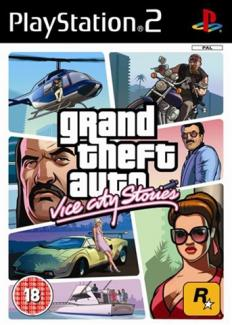Grand Theft Auto: Vice City Stories ENG (PS2)
