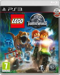 LEGO Jurassic World PL (PS3)