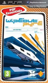 WipEout Pure ENG/PL (PSP)