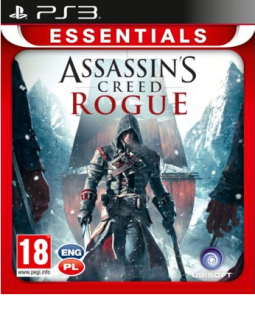 Assassin's Creed: Rogue PL (PS3)