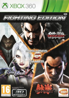 Fighting Edition (X360)
