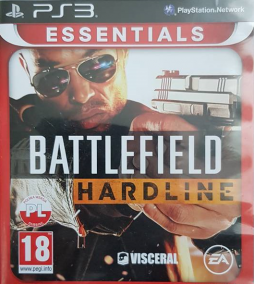 Battlefield Hardline PL (PS3)