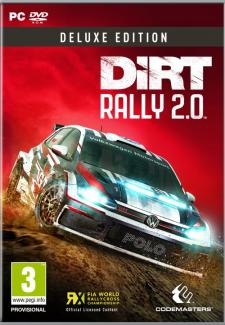 DiRT Rally 2.0 Deluxe Edition PL (PC)