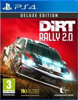 DiRT Rally 2.0 Deluxe Edition PL (PS4)