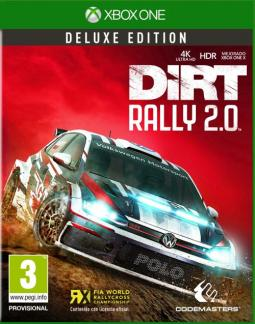 DiRT Rally 2.0 Deluxe Edition PL (XONE)