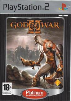 God of War II ENG (PS2)