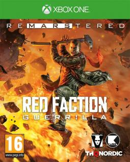 Red Faction: Guerrilla Re-Mars-tered ENG/PL (XONE)