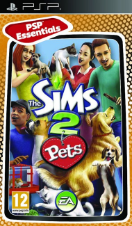 The Sims 2: Pets ENG/PL (PSP)