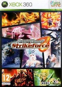 Dynasty Warriors Strikeforce (X360)