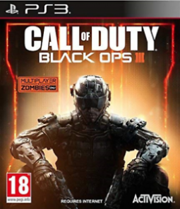 Call of Duty: Black Ops III ENG (PS3)