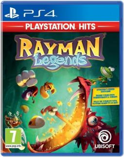 Rayman Legends Hits ENG (PS4)