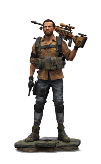 Figurka Tom Clancy's The Division 2 - Brian Johnson