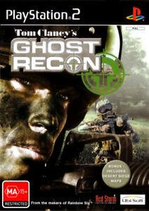 Tom Clancys Ghost Recon (PS2)