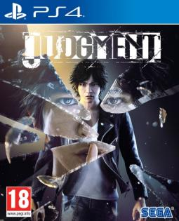 Judgment ENG (PS4)