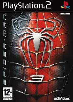 Spider-Man 3 The Game ENG (PS2)