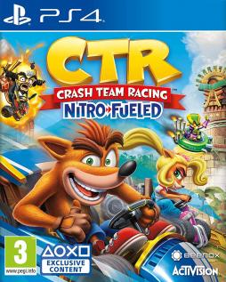 CTR Crash Team Racing Nitro Fueled (PS4)