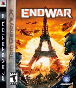 Tom Clancy's EndWar PL (PS3)