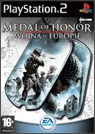 Medal of Honor: Wojna w Europie (PS2)