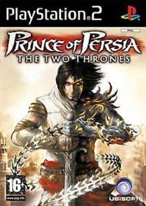 Prince of Persia The Two Thrones ENG (PS2)