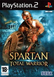 Spartan Total Warrior (PS2)