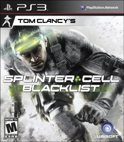 Tom Clancy's Splinter Cell: Blacklist PL (PS3)
