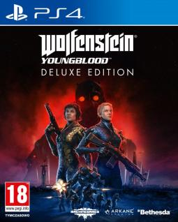 Wolfenstein Youngblood PL Deluxe Edition (PS4)
