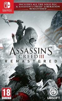 Assassin's Creed 3 Remastered PL (SWITCH)