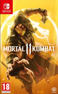 Mortal Kombat 11 ENG (SWITCH)