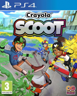 Crayola Scoot ENG (PS4)