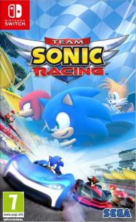 Team Sonic Racing PL (SWITCH)