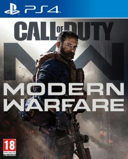Call of Duty - Modern Warfare PL (PS4)