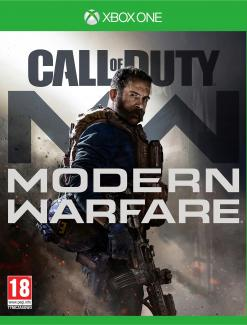 Call of Duty Modern Warfare PL (XONE)