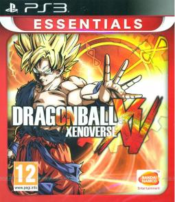 Dragon Ball: Xenoverse (PS3)