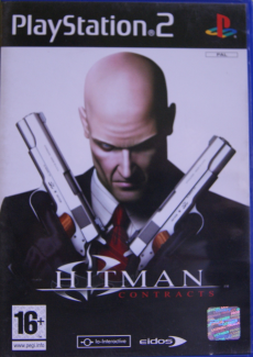Hitman: Contracts (PS2)