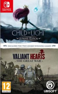Child of Light + Valiant Hearts Double Pack (SWITCH)
