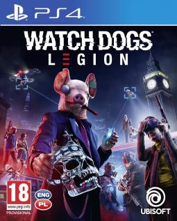 Watch Dogs Legion PL (PS4)