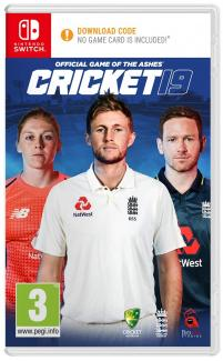 Cricket 19 - The Official Game of the Ashes Switch