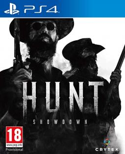 HUNT Showdown PL (PS4)