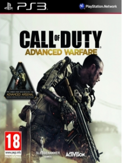 Call of Duty Advanced Warfare ENG (PS3)