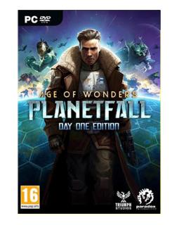 Age of Wonders Planetfall Day One Edition PL (PC)