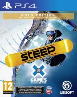 STEEP X GAMES Gold Edition PL (PS4)