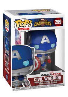 Figurka Funko POP! MARVEL Contest of Champions:  Civil Warrior