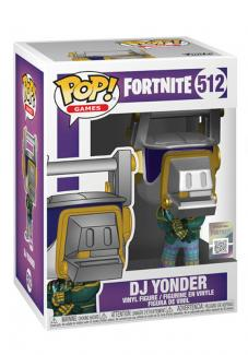 Figurka Funko POP! Fortnite S3:  DJ Yonder