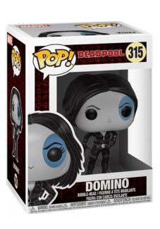 Figurka Funko POP! Marvel Deadpool Parody:  Domino